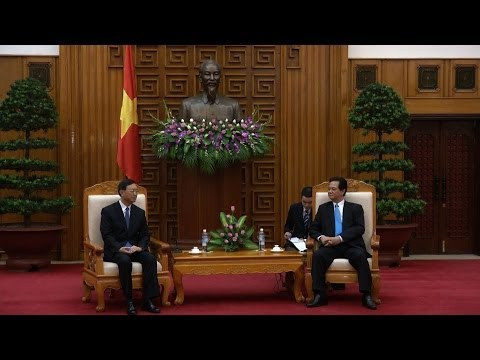 No Progress in China-Vietnam Sea Dispute