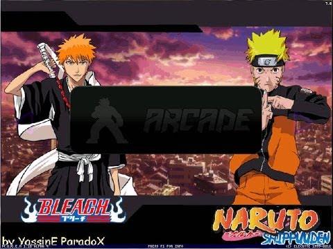 Bleach Vs Naruto M U G E N 2014 by YassinE ParadoX DOWNLOAD