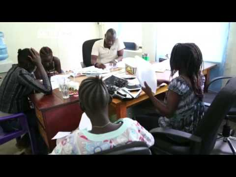 S.Sudanese Artists Use Radio Drama Project to Promote Peace