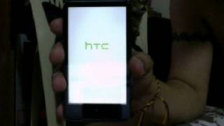 HTC HD7 Hard Reset Procedure