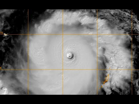 Philippines prepares for Typhoon Haiyan [Yolanda] - Update 4 (11/7, 03UTC)