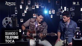 Zé Henrique e Gabriel - Quando o Telefone Toca (Clipe Oficial) - YouTube
