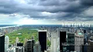 New York City, Manhattan, USA - Ultra HD 2K 4K Time Lapse Stock Footage Royalty-Free view on youtube.com tube online.