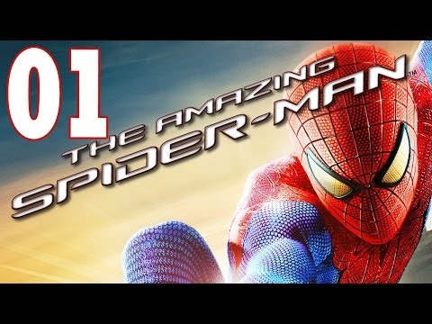 Let's Play The Amazing Spider-Man Gameplay Deutsch German Part 1