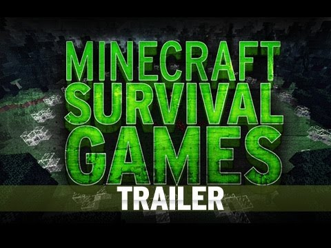 Minecraft Survival Games Trailer