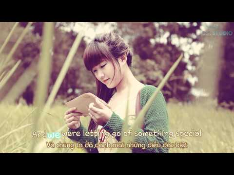 The Day You Went Away || M2M - Lyrics [HD Kara+Vietsub]