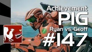 Halo HORSE #147 - Ryan vs. Geoff