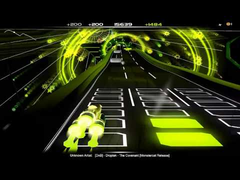Audiosurf: Droptek - The Covenant
