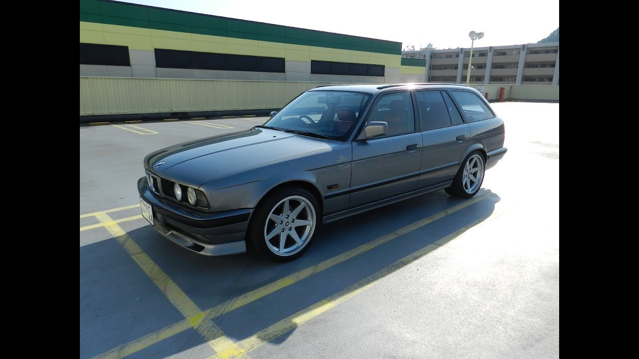 1993 Bmw 525i For Sale 1993+BMW+525I+Touring+Wagon BMW 525i Touring (E34) iding stage3tuning ...