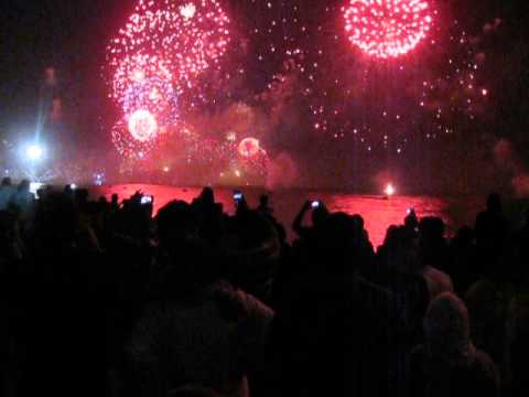 Firework at Celebration of Kuwait's 50th constitution anniversary  Part 4