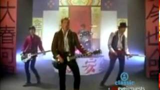 China – Red Rockers