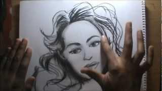 Curso de dibujo a lápiz. Parte 20