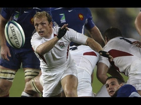 Rugby World Cup 2003 highlights: England 24 France 7
