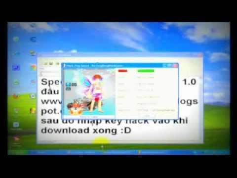 Huong Dan Su Dung Hack Zing Speed-Congdonghackgame