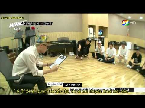 [Climax-BgoldVN][Vietsub] Who is next : WIN ep 5 - Team B (only)(cut)