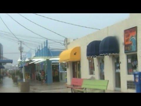 N.C. residents prepare for Hurricane Arthur to hit