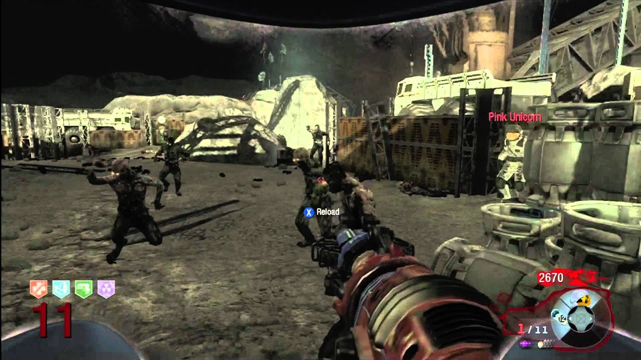 how to get the wave gun in moon bo3