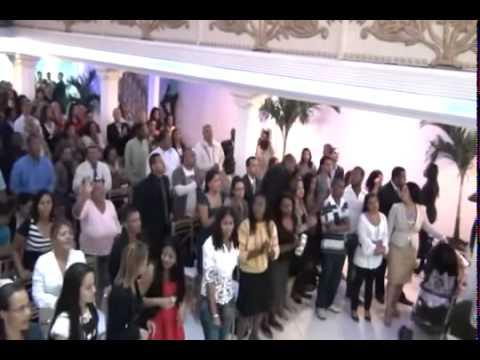 ANDRÉ DA CARRUAGEM NA VIGÍLIA DO MINISTÉRIO ARDENDO EM FOGO 2012