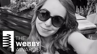 Selfie In Memoriam at The 18th Annual Webby Awards