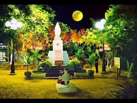 Mộ Hàn Mạc Tử - Bãi Trứng (Thành phố Quy Nhơn, Bình Định)