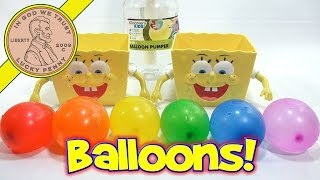 Discovery Kids 3-In-1 Balloon Pumper Water Balloon Rainbow!