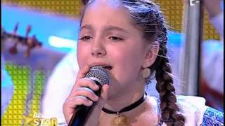 "Antonia Stoian - ""Amarata turturea"" - Next Star"