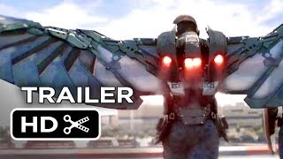 Captain America: The Winter Soldier Official Trailer #2