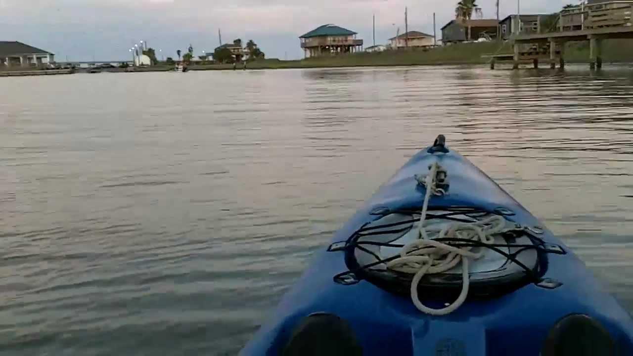 Kayak fishing san luis pass video 1 part 2 youtube for San luis pass fishing