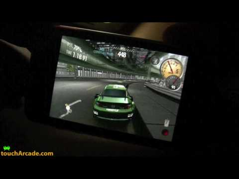 Need For Speed: Shift для iphone и ipod touch [Игровое видео]