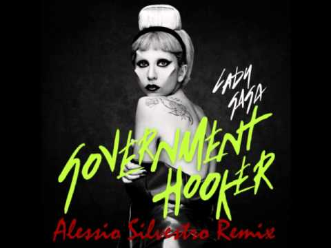 Lady GaGa - Government Hooker (Alessio Silvestro Remix)
