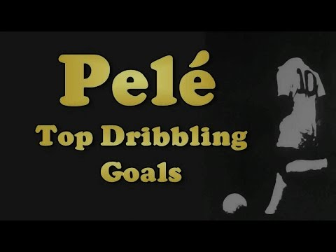 Pele Top Dribbling Goals HD