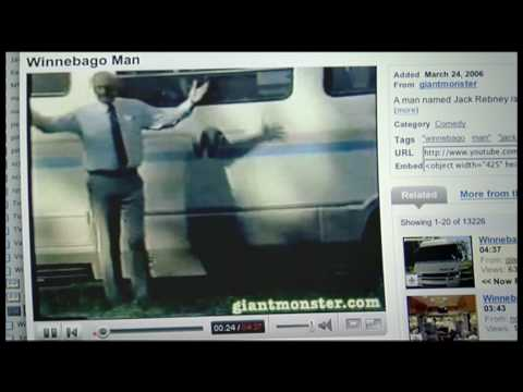 Winnebago Man - Trailer (NSFW)