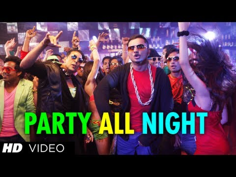 Party All Night Feat. Honey Singh - Boss