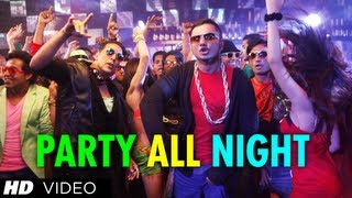 Party All Night Feat. Honey Singh Boss Latest Video Song