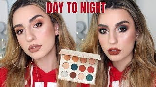 Day to Night Look Using One Palette feat. Colourpop Dream St.!