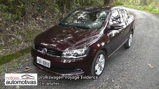 Volkswagen Voyage Evidence Detalhes
