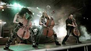 Apocalyptica paint it black(rolling stones cover)
