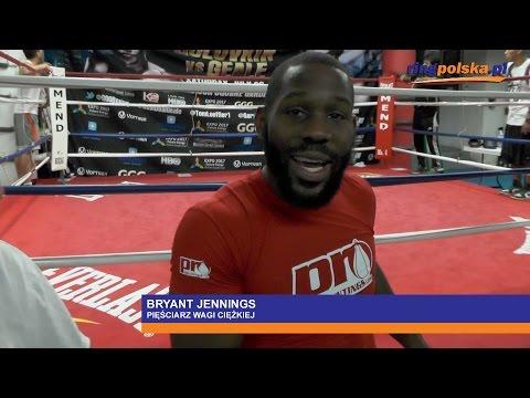 Bryant Jennings o walce Adamek - Szpilka #AdamekSzpilka