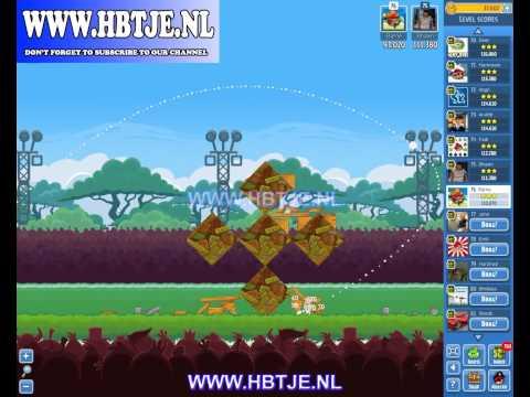 Angry Birds Friends Tournament Week 74 Level 6 high score 113k (tournament 6)