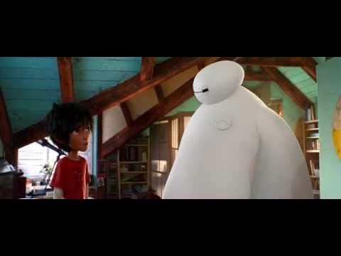Big Hero 6: Meet Baymax