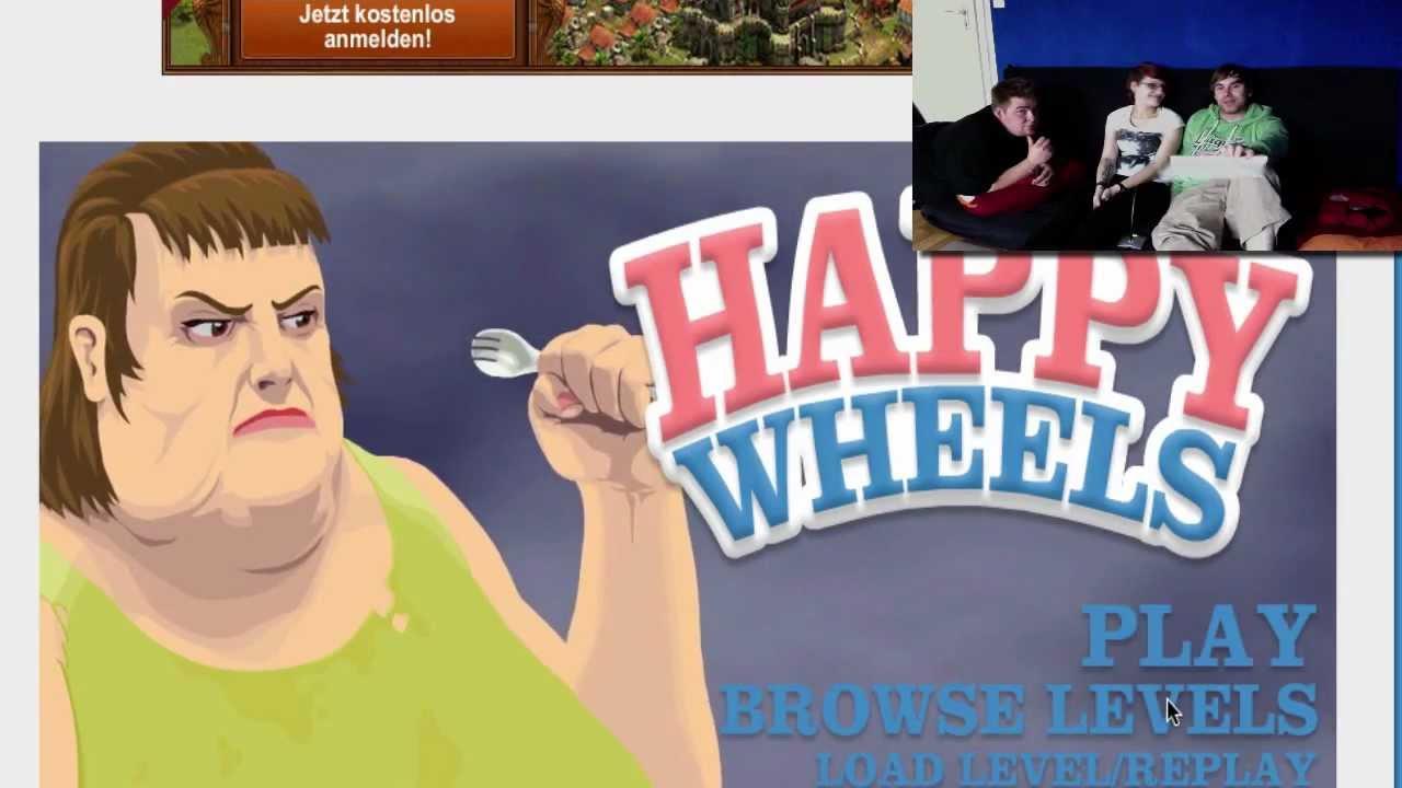happy wheels kostenlos spielen