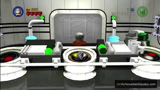 LEGO Star Wars: TCS Minikit Guide Episode IV: Secret