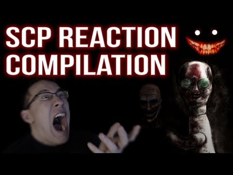 SCP Containment Breach Reaction Compilation