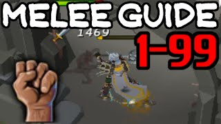 1-99 Melee Combat Guide UPDATED Runescape 2014 Fast