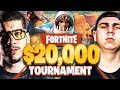 Fortnite Season 5 20 000 YouTuber Tournament