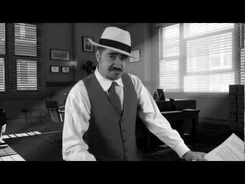 LA Noire Review -  Angry Joe Show