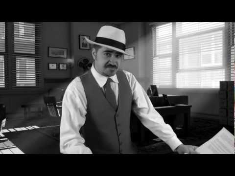 LA Noire Review -  Angry Joe Show