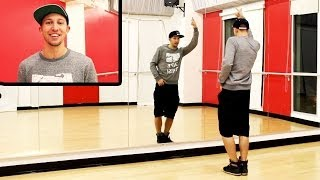 DARK HORSE Katy Perry Dance TUTORIAL @MattSteffanina