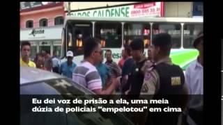 Promotor e policial militar protagonizam discuss�o com voz de pris�o e agress�o em Pouso Alegre