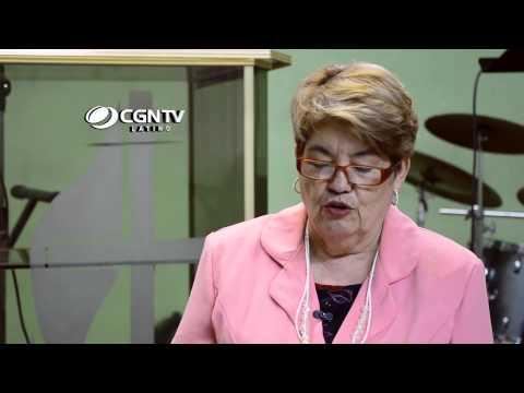 Vida en Él Sábado 03 Agosto 2013, Pastora Toñita Ramos
